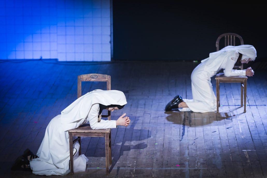 """""""Zakonnice odchodzą po cichu"""", reż. Daria Kopiec"""