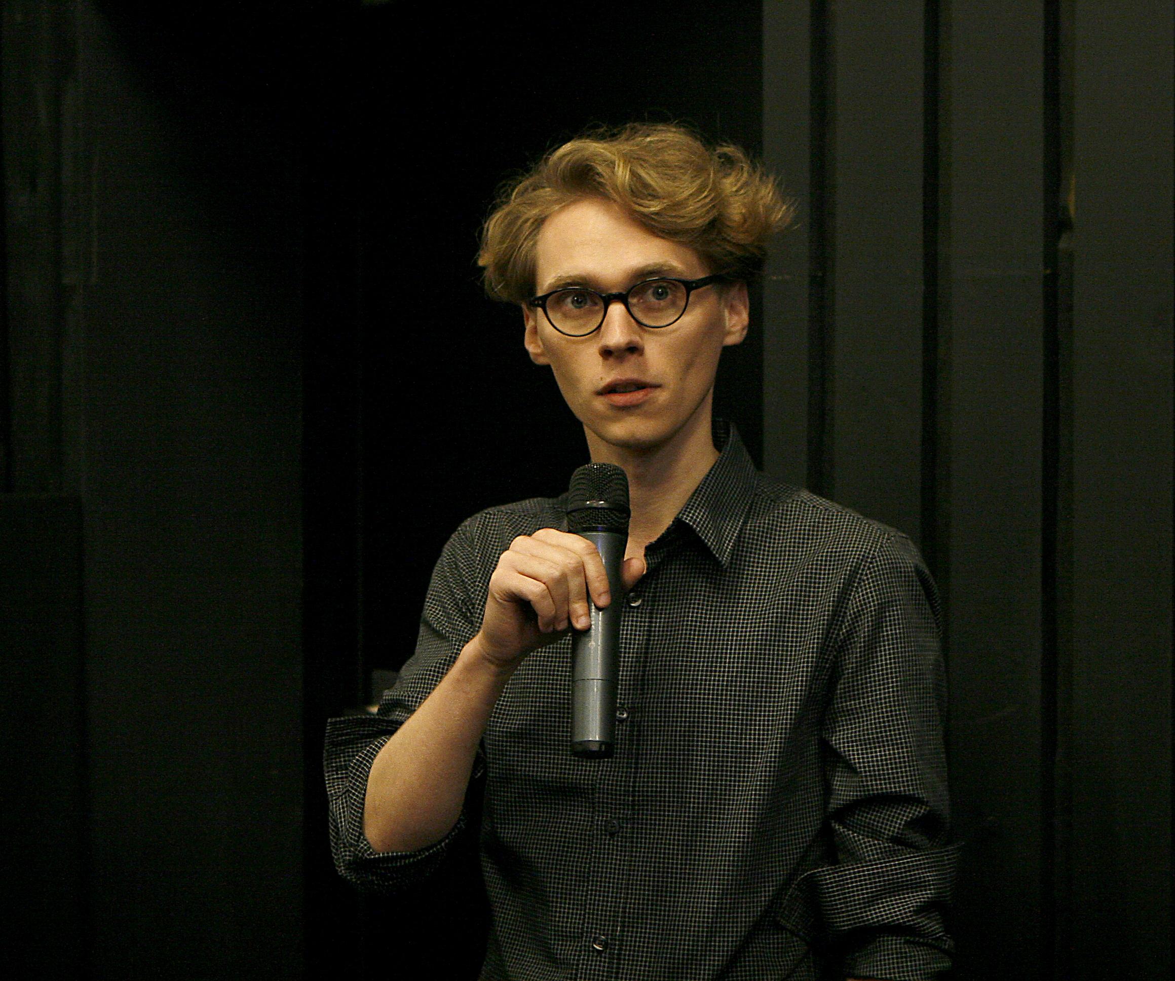 Wykład Miłosza Markiewicza (zastępstwo)