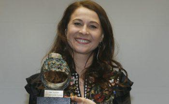 Daria Kopiec otrzymała Laur Konrada!