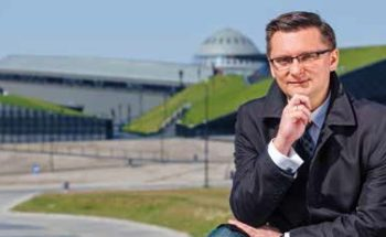 Marcin Krupa, Mayor of Katowice, invites to the festival