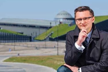 Marcin Krupa, Mayor of Katowice, invites to the festival