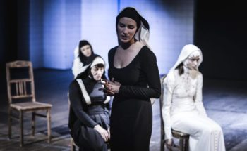 "Competition performance: ""Zakonnice odchodzą po cichu"" (""Nuns Leave in Silence""), dir. Daria Kopiec"