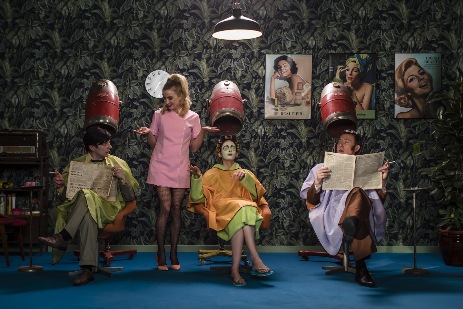 """""""Kasie"""". Spektakl Teatru Telewizji zrealizowany przez WFDiF w ramach projektu Teatroteka"""