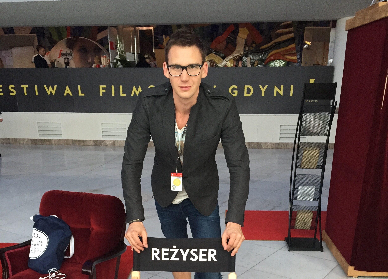 Laureat konkursu spektakli telewizyjnych: Filip Gieldon